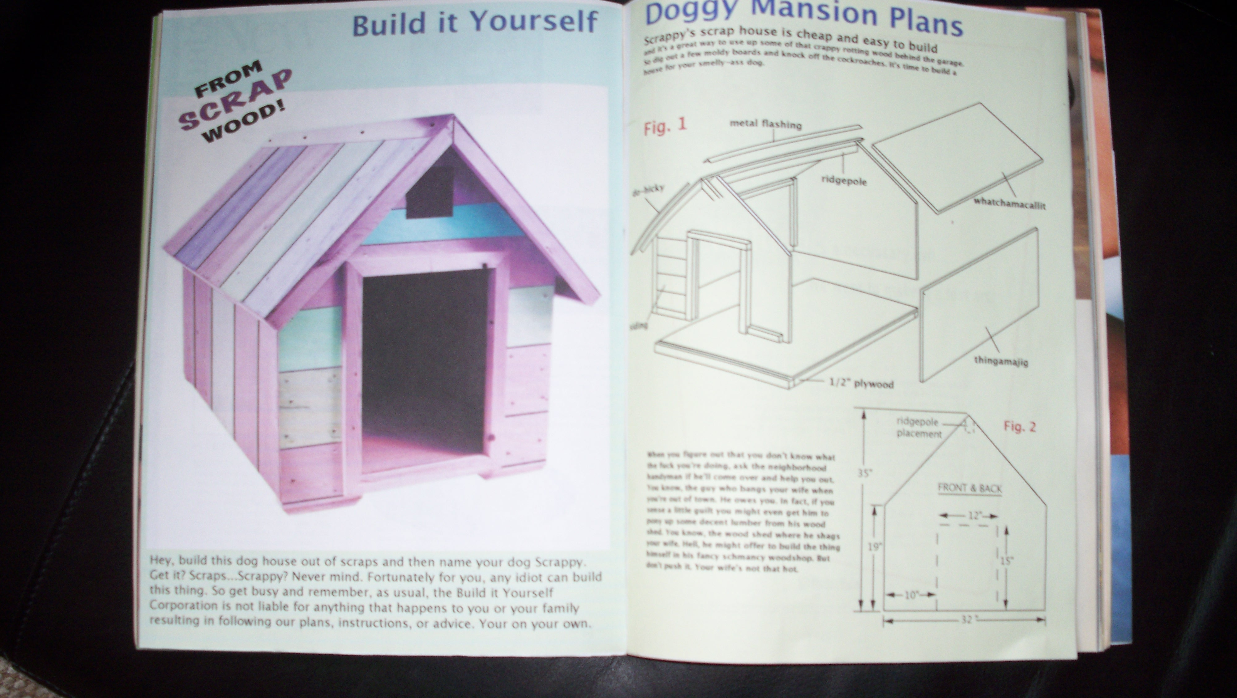 Abrupt photo of rescue dogs for Dog house plans pdf